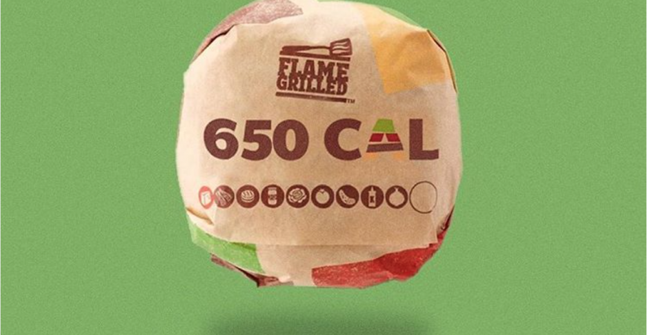 Replace The Brand Name of Your Favorite Guilty Pleasure Food with the Calorie Count
