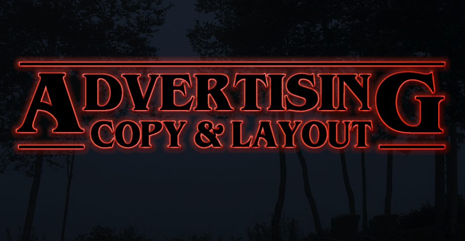 Create a Stranger Things Title Card
